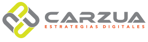 Carzua Estrategias digitales logo Carlos Zuniga